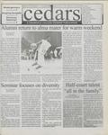 Cedars, March 3, 2000