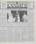 Cedars, April 21, 2000