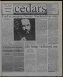 Cedars, May 5, 2000