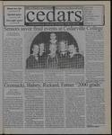 Cedars, May 19, 2000