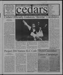 Cedars, October 20, 2000