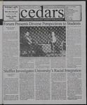 Cedars, November 17, 2000