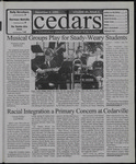 Cedars, December 4, 2000 by Cedarville University