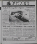 Cedars, February 9, 2001