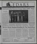 Cedars, February 23, 2001 by Cedarville University