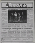 Cedars, April 13, 2001 by Cedarville University