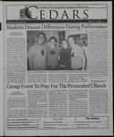 Cedars, April 27, 2001 by Cedarville University