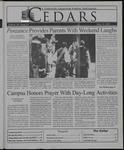 Cedars, May 11, 2001