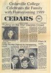 Cedars, October 12, 1989