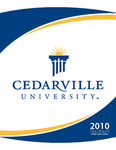 2010 Cedarville University Factbook by Cedarville University