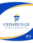2010 Cedarville University Factbook