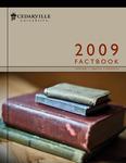 2009 Cedarville University Factbook
