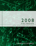 2008 Cedarville University Factbook