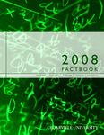 2008 Cedarville University Factbook