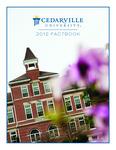 2012 Cedarville University Factbook by Cedarville University