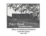 1993 Cedarville College Factbook by Cedarville College