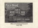 1995 Cedarville College Factbook