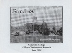 1996 Cedarville College Factbook