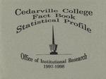 Fall 1997 Cedarville College Factbook by Cedarville College