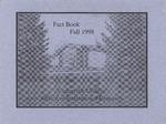 Fall 1998 Cedarville College Factbook