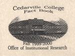 Fall 1999 Cedarville College Factbook by Cedarville College
