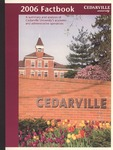 2006 Cedarville University Factbook by Cedarville University