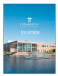 2016 Cedarville University Factbook