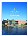 2016 Cedarville University Factbook by Cedarville University