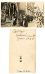1925 Commencement by Cedarville College