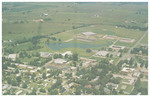 Aerial View of Cedarville by Cedarville University