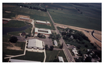 Aerial View of Cedarville College by Cedarville University