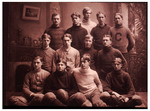 Football Team by Cedarville University