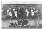 1923 Cedarville College Commencement
