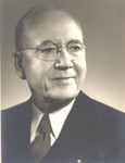 Dr. W.R. McChesney by Cedarville College
