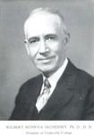 Dr. Wilbert Renwick McChesney by Cedarville College