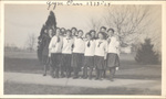 Gym Class 1913-1914 by Cedarville College
