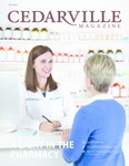 Cedarville Magazine, Fall 2013: A Light in the Pharmacy by Cedarville University