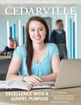 Cedarville Magazine, Spring 2014: Excellence with a Gospel Purpose by Cedarville University
