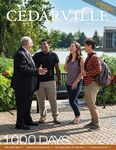 Cedarville Magazine, Fall 2015: 1000 Days by Cedarville University