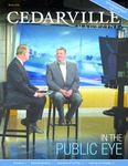 Cedarville Magazine, Winter 2016: In the Public Eye by Cedarville University