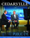 Cedarville Magazine, Winter 2016: In the Public Eye by Cedarville University