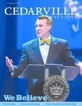 Cedarville Magazine, Spring/Summer 2016: We Believe by Cedarville University