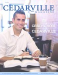 Cedarville Magazine, Fall 2016: Think Grad School, Think Cedarville by Cedarville University