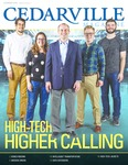 Cedarville Magazine, Summer 2018: High Tech Higher Calling