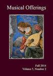 Musical Offerings: Volume 5, Number 2