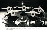 1962-1963 Cheerleaders by Cedarville College