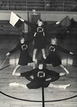 1966-1967 Cheerleaders by Cedarville College