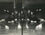 1967-1968 Cheerleaders by Cedarville College