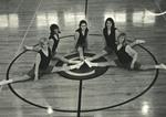 1968-1969 Cheerleaders by Cedarville College