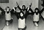 1969-1970 Cheerleaders by Cedarville College